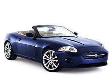 Jaguar XK X100 Convertible