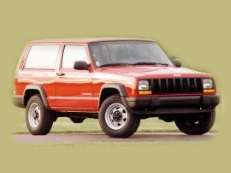 Jeep Cherokee wheels and tires specs icon