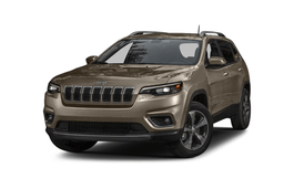 Jeep Cherokee KL Restyling SUV