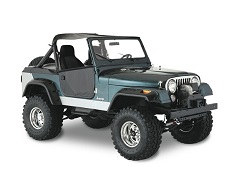Jeep CJ CJ7-10 Open Off-Road Vehicle