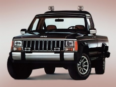 Jeep Comanche MJ Pickup
