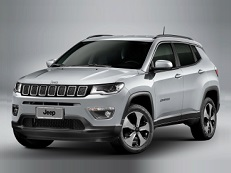Jeep Compass FCA Closed Off-Road Vehicle