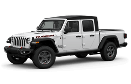 Jeep Gladiator JT Pickup Double Cab