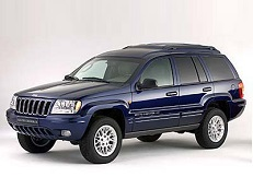 Jeep Grand Cherokee WJ\WG Closed Off-Road Vehicle