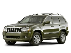 Jeep Grand Cherokee WK SUV