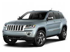 Jeep Grand Cherokee WK/WH2 Closed Off-Road Vehicle