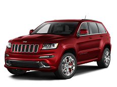 Jeep Grand Cherokee SRT-8 WK2 Closed Off-Road Vehicle