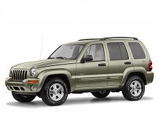 Jeep Liberty KJ Closed Off-Road Vehicle