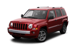 Jeep Patriot MK SUV