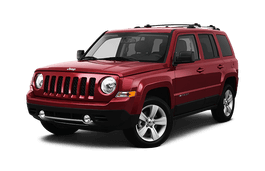 Jeep Patriot wheels and tires specs icon