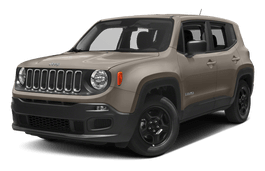 Jeep Renegade BU Facelift Closed Off-Road Vehicle