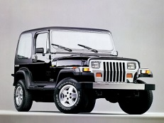 吉普 牧马人 YJ Open Off-Road Vehicle