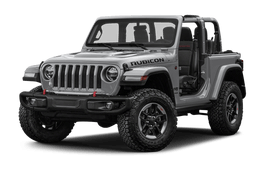 Jeep Wrangler JL Open Off-Road Vehicle