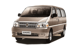 Jinbei Express MPV
