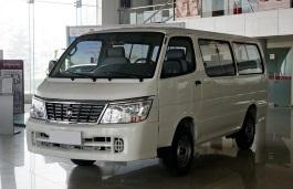 Jinbei Haise MPV