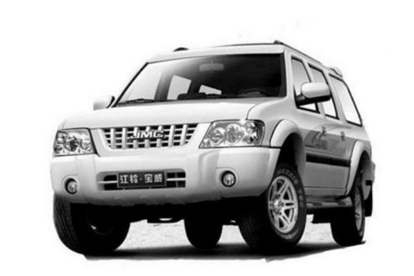JMC Baowei wheels and tires specs icon