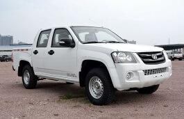 JMC Qiling T3 Pickup