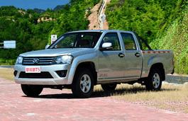 JMC Qiling T5 Pickup
