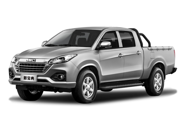 JMC Yuhu I Facelift Pickup Double Cab