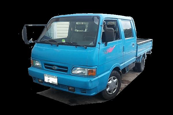 Kia Bongo W3 Chassis cab