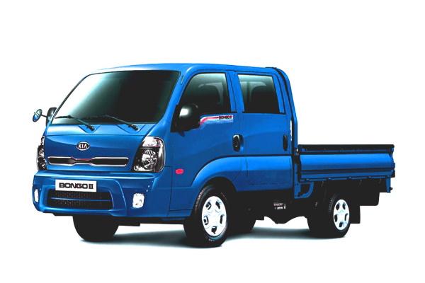 Kia Bongo PU Facelift Bongo III