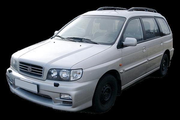 Kia Carstar MPV