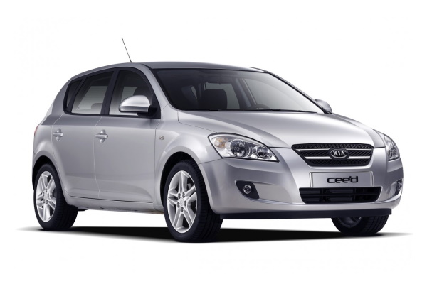 Kia Cee'd ED Hatchback