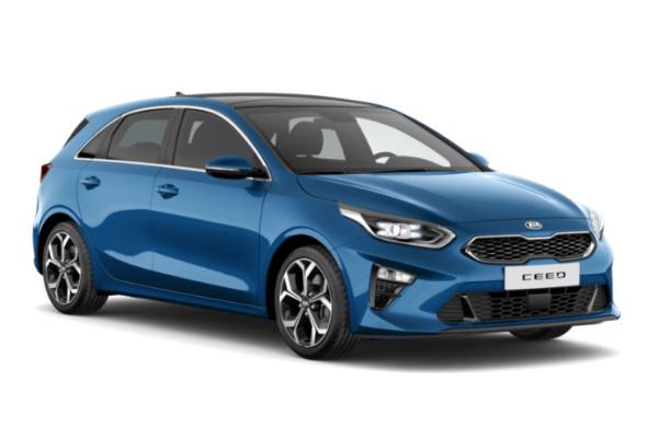 Автомобиль Kia Ceed CD EUDM, год выпуска 2018 - 2022