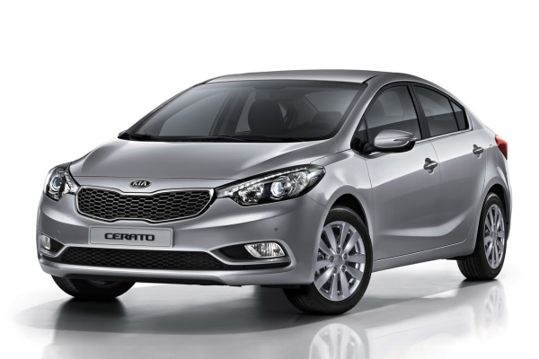 Kia Cerato wheels and tires specs icon