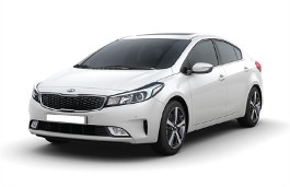 Kia Cerato YD Restyling Saloon
