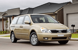 Kia Grand Carnival VQ Facelift MPV