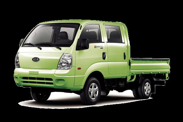 Kia K2500 IV (PU) Chassis cab