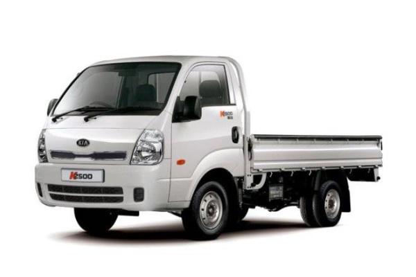 Kia K2500 IV (PU) Facelift Truck