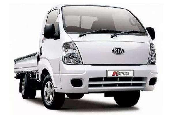 Kia K2700 IV (PU) Facelift Грузовик