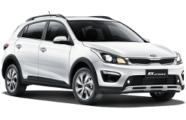 Kia KX cross Hatchback