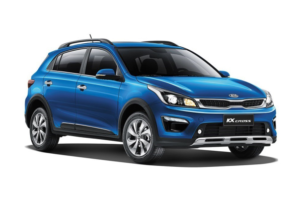 Kia KX cross YB Hatchback