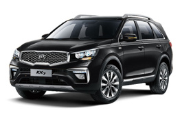 Kia KX7 SUV