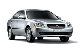 Kia Lotze wheels and tires specs icon