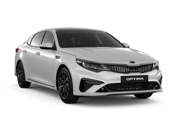 Kia Optima JF Facelift Berline
