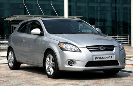 Kia pro_Cee'd ED Hatchback