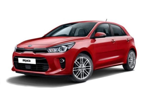 Kia Rio YB/FB Hatchback