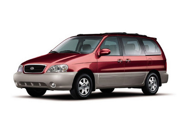 Kia Sedona UP/GQ MPV