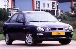 Kia Shuma FB Liftback