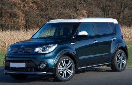 Kia Soul PS Facelift Hatchback