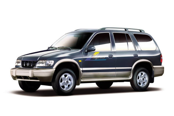 起亜 Sportage NB-7 (JA) SUV Grand