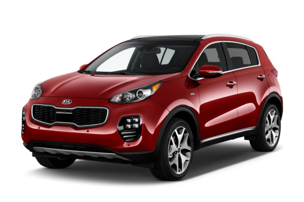 Kia Sportage wheels and tires specs icon