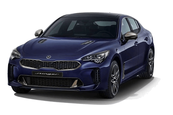 Kia Stinger CK Facelift Liftback