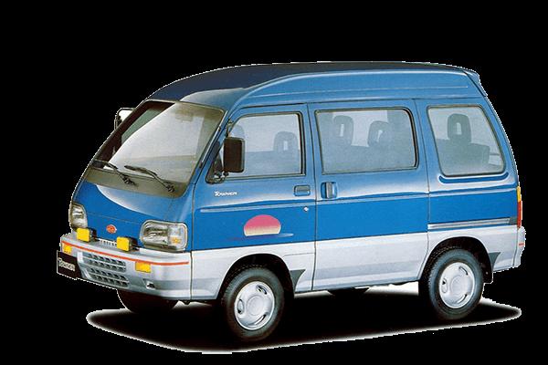 Kia Towner Bus