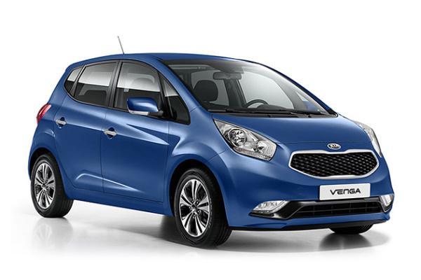 Kia Venga YN Facelift Hatchback