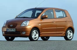 Kia Picanto SA Hatchback